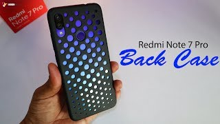 Redmi Note 7 Pro Back Cover | Official Back Case for Xiaomi Redmi Note 7 & Note 7 Pro | Data Dock
