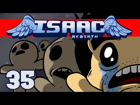 Let's Play - The Binding Of Isaac Rebirth - EP #35 [Uma Thurman]