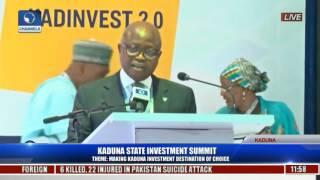 Kaduna State Investment Summit 2017 Pt 15