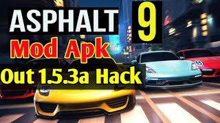 Asphalt 9 Legends Mod Apk 1.5.4a - Unlimited Money - Hack Apk 1.5.4a - Cheats For Android - IOS 2019