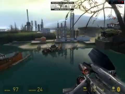 Half-life 2: lost coast прохождение без комментариев