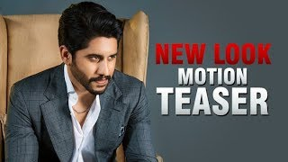 Naga Chaitanya New Look Teaser | Naga Chaitanya New Look for Platinum Men's Campaign | #Savyasachi