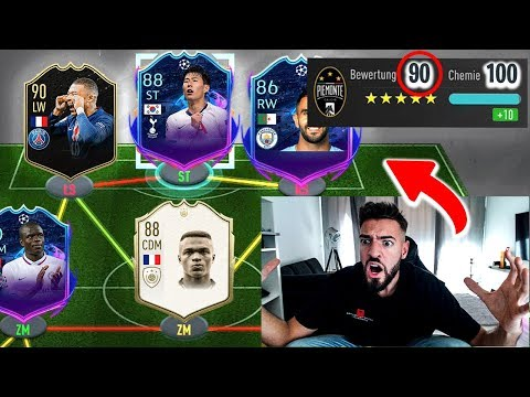 ROAD TO THE FINAL!! 190 RATED FUT DRAFT CHALLENGE FIFA 20