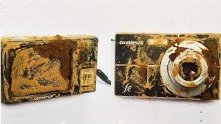 Perfect restoration | Restoration reuse an old abandoned Camera | Rebuild broken Camera