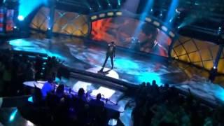 Watch Adam Lambert Cryin american Idol Performance video