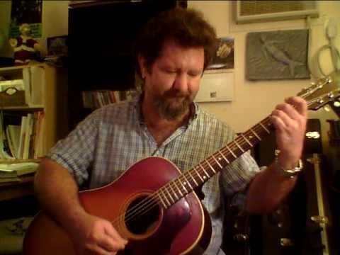 How to play Simon and Garfunkel's America on guitar