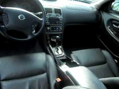 2002 Nissan Maxima Gle Fully Loaded Mileage 97k