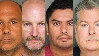 A third of King City, Calif. (police) officers arrested for corruption  2/28/14