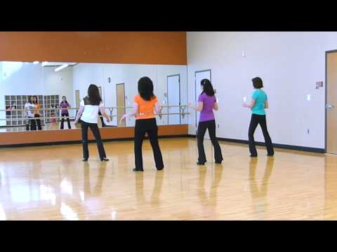 Uptown Funk - Line Dance (dance & Teach) By Rob Fowler video
