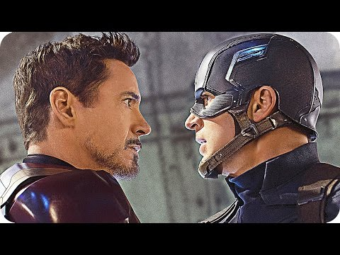 CAPTAIN AMERICA 3: CIVIL WAR Prelude Trailer & Featurette (2016)