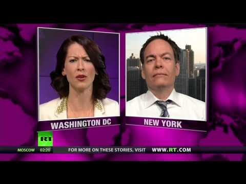 Wall Street Mafia Extorts Washington | Interview with Max Keiser