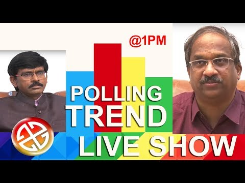 LIVE Show with Prof K.Nageswar on Telangana Polling Trend | Telugu Popular TV