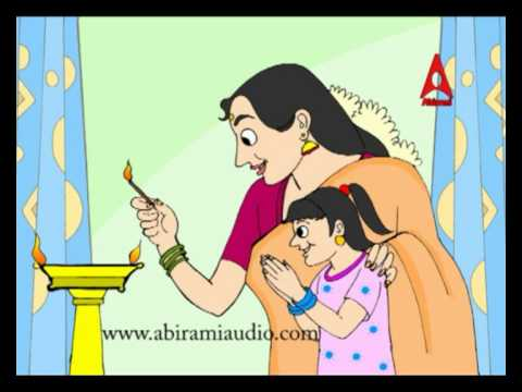 Tamil Nursery Rhymes,chellame Chellam, Pappa Pattu: Ana Avanna video