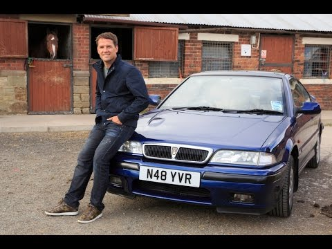 Driving Your Excitement: Michael Owen and Jake Humphrey