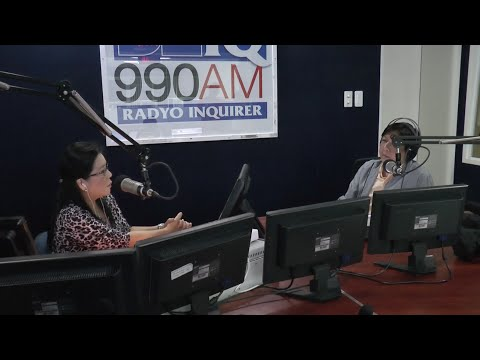 Sen. Bongbong Marcos - Radio Guesting at Radyo Inquirer with Ms. Susan K