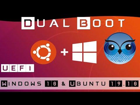 Cómo instalar Linux junto a Windows 10   Dualboot UEFI