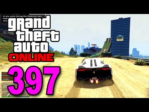 Grand Theft Auto 5 Multiplayer - Part 397 - Epic Air Race! (GTA Online Gameplay)
