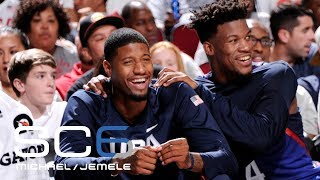 Jimmy Butler And Paul George Could Bridge Gap For Cavaliers   SC6   June 19, 2017
