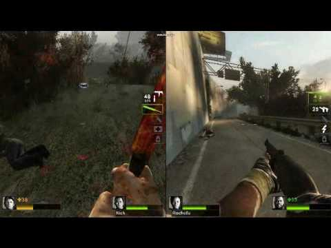 Black Ops 4 Player Split Screen. Left 4 Dead 2 Splitscreen Multiplayer (HD5850 Max. Settings)