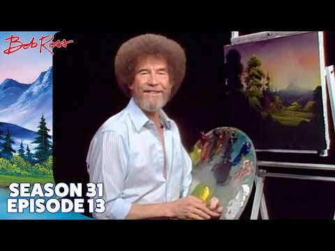 Bob Ross - Wilderness Day (Season 31 Episode 13)