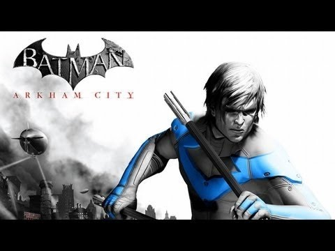 Gameplay Batman Arkham City: Conflito Na Cobertura - Asa Noturna