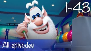 Booba - Compilation of All 43 episodes + Bonus - Cartoon for kids
