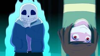 Undertale [Genocide AMV Animation] - Determination Ft. Lollia - Djsmell