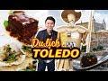 """Ăn 10 """"MÓN ĂN LỪA TÌNH"""" ở phố cổ 2000 tuổi Toledo - Châu Âu thumbnail"""