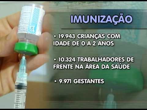 Mais de 150 mil pessoas em Uberlândia e região devem ser vacinadas contra a gripe
