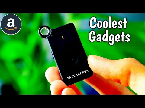 4 CooL GADGETS With HiTech FEATURE You Can Buy on Amazon ✅ NEW TECHNOLOGY FUTURISTIC GADGETS