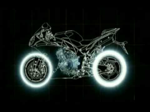 Yamaha YZF R1 2009 Engine Technology Explanation.