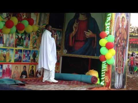 Timket 2017 Addis Ababa Orthodox Tewahedo Singer