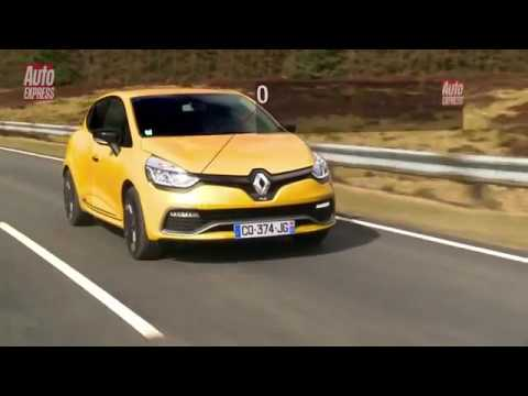 Ford Fiesta ST vs Peugeot 208 GTi vs Renault Clio RS   Auto Express   YouTube