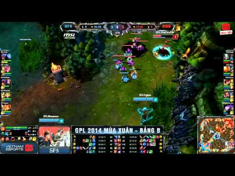 [12.03.2014] SF5 vs SGS [GPL Xuân 2014]