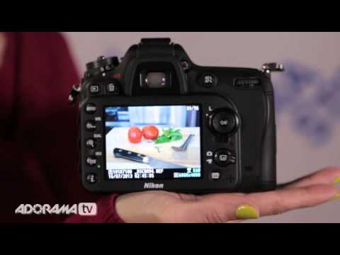 Nikon D7100 SLR: Product Overview: Adorama Photography TV
