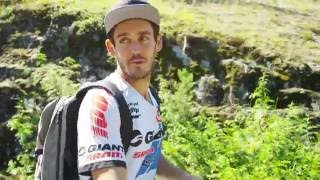 My Ride Life: Yoann Barelli, Giant Factory Off-Road Team