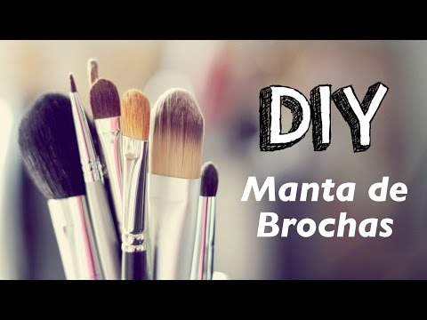 DIY Organiza tu maquillaje