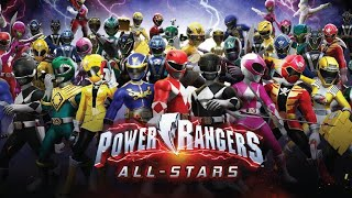 Power Rangers: All Stars - Underwater City Part 2