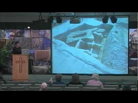 Jericho and Archaeology, by Dr. Bryant Wood