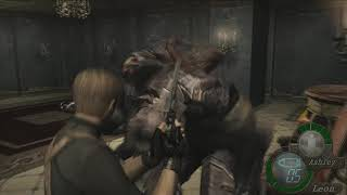 Mod Extreme condition Piece of cake versión HD - Resident Evil 4 - Parte 20