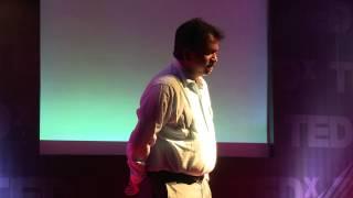Millionare barber: Ramesh Babu at TEDxChristUniversity