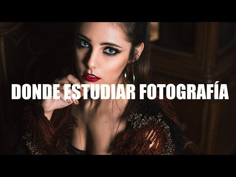 5 FORMAS DE ESTUDIAR FOTOGRAFIA