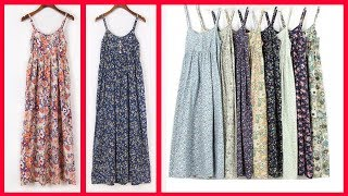 New Comfortable Maxi Dresses for Women 2018    Latest Trend