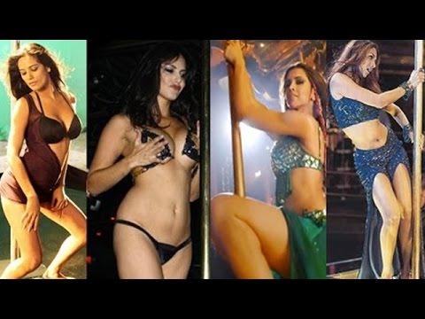 Bollywood Sexy Actresses SEDUCTIVE Pole Dancing