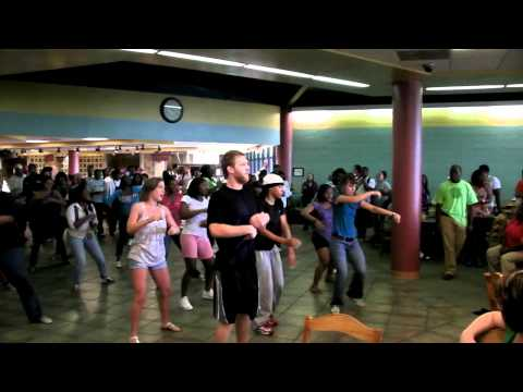 Middle Georgia College Flash Mob