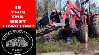 Mahindra tractor...4540 4wd///2019
