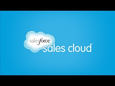 Sales Cloud Overview and Demo