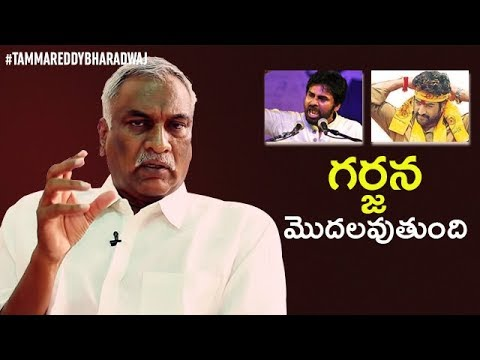 Tammareddy about Pawan Kalyan & Jr NTR | The Secret Strategy Behind Pawan Kalyan's Political Career