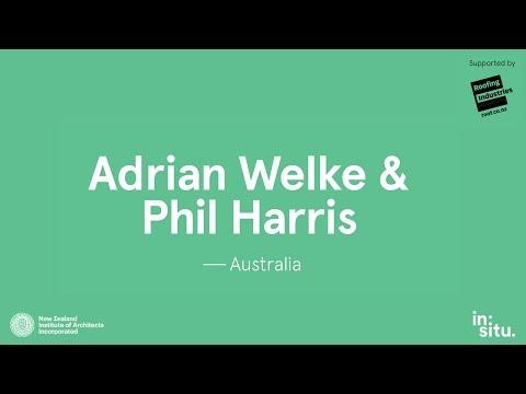 in:situ 2015 - Adrian Welke & Phil Harris, Troppo Architects
