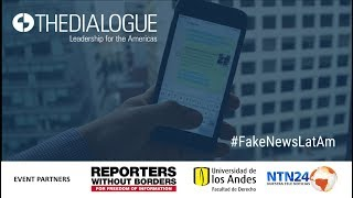 """Is """"Fake News"""" a Real Problem in Latin America?"""